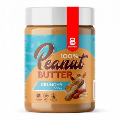 Peanut Butter 100% Crunchy