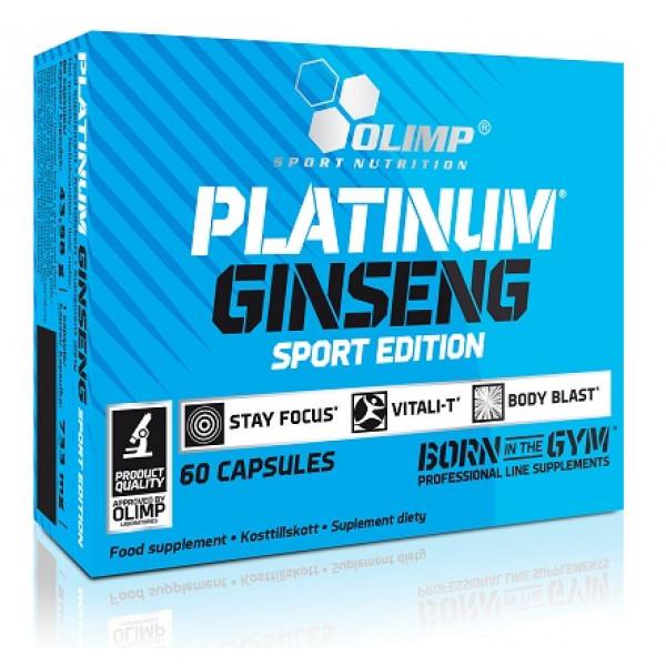 Platinum Ginseng Sport Edition 550mg