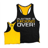 Premium Stringer PLAYTIME IS OVER