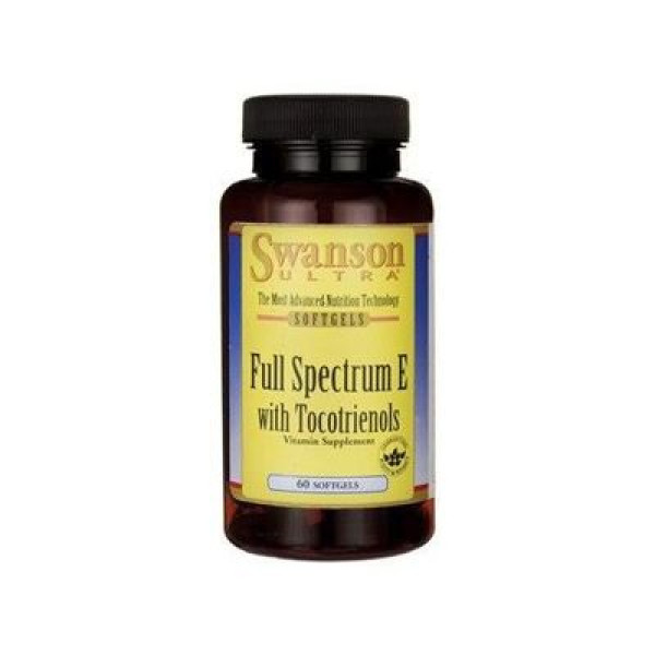 Vitamin E with Tocotrienols 400 mg