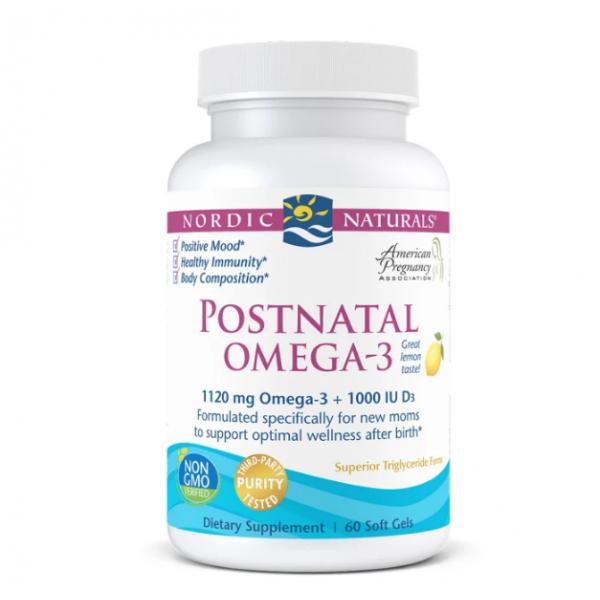 Postnatal Omega-3 1120mg
