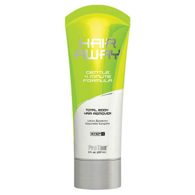 Hair Away Total Body Hair Remover Cream