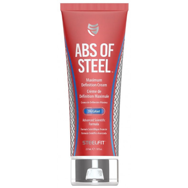 ABS OF STEEL Maximum Definition Cream