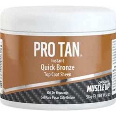 Pro Tan Qucik Bronze Top Coat Sheen Gel