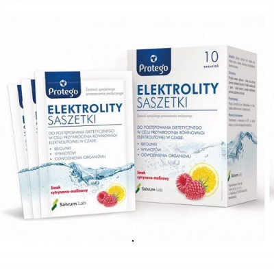 Protego Elektrolity