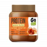 Proteinowe Masło Orzechowe Słony karmel