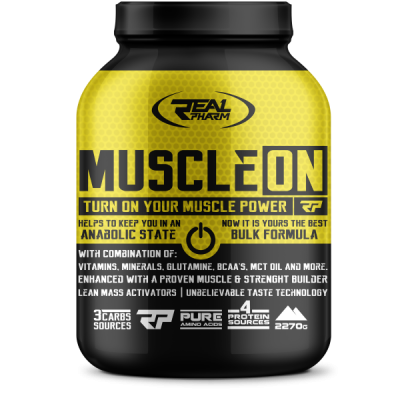 MUSCLE ON BULK 45% protein