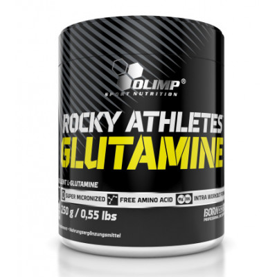 Rocky Athletes Glutamine