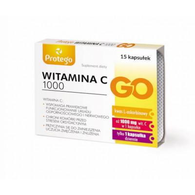 Protego Witamina C 1000 GO