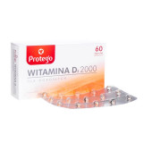 Protego Witamina D3 2000