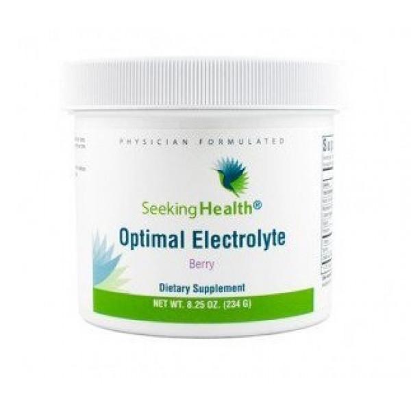 Optimal Electrolyte