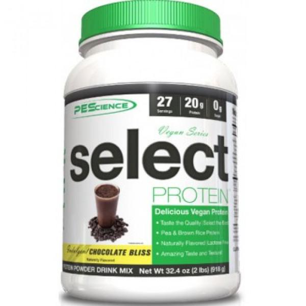 Select Protein Vegan Series
