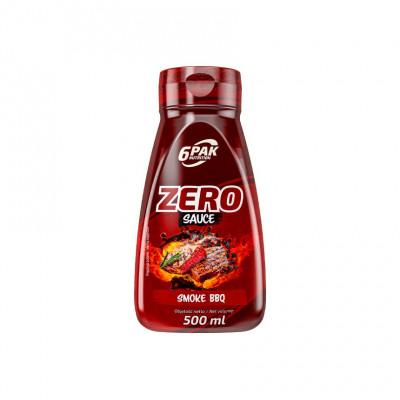 Sauce ZERO Smoke BBQ