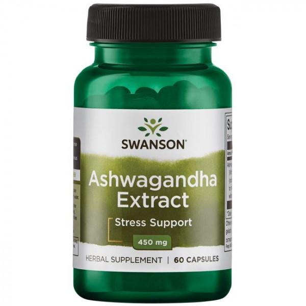 Ashwagandha Extract 450mg (1,5% extract)