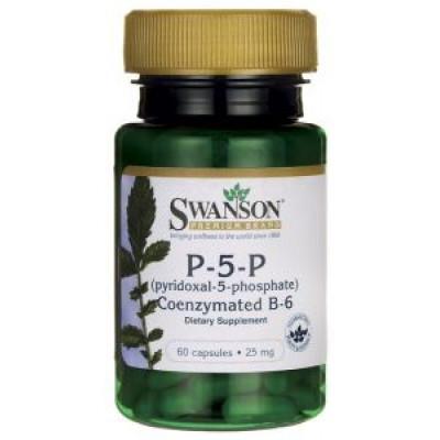Witamina B-6 (P-5-P) 20 mg