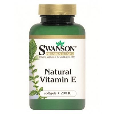 Witamina E Naturalna 200 IU