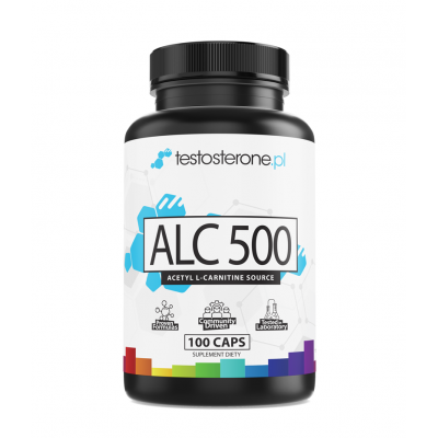 ALC 500 (acetyl l-carnitine)
