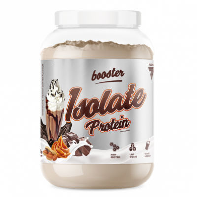 Booster Isolate Protein