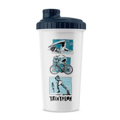 Shaker White Triathlon
