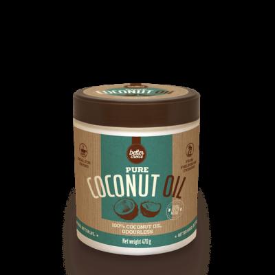 Pure Coconut Oil - PET