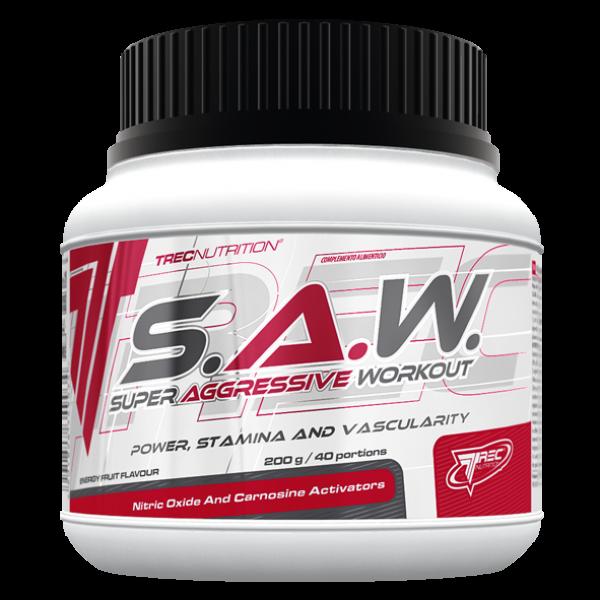 S.A.W. [SAW] powder