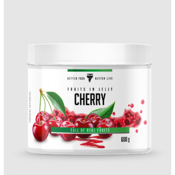 Fruits in Jelly Cherry