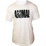 T-Shirt Animal White