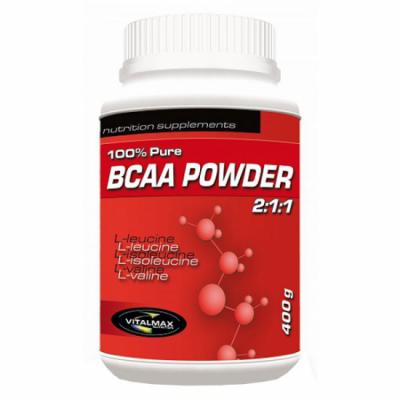 100% Pure 2:1:1 BCAA Powder