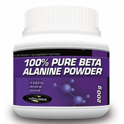 100% Pure Beta Alanine Powder