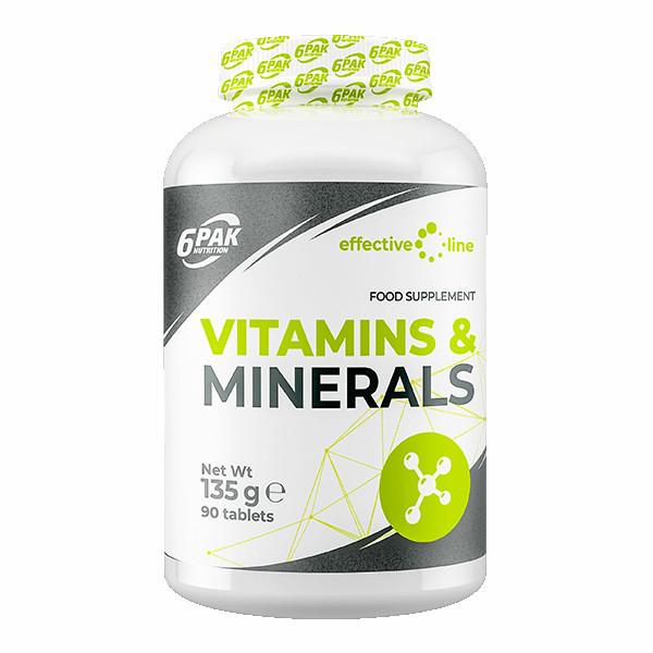 EL Vitamins & Minerals