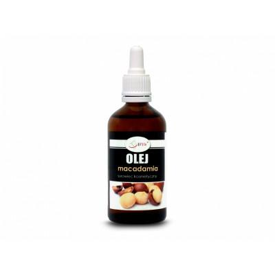 Olej Macadamia Kosmetyczny