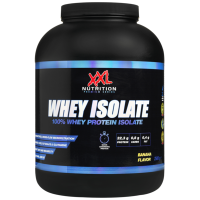 Whey Isolate 90% Protein