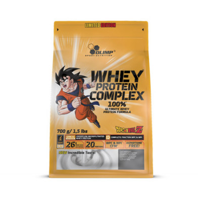 Whey Protein Complex Dragon Ball Series Z
