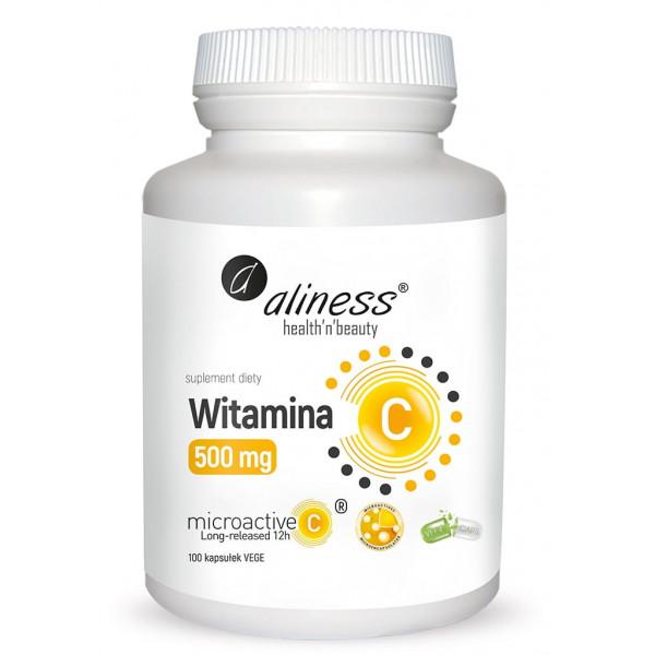 Witamina C 500mg Microactive