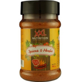 Spices Herbs - Hot & Spicy