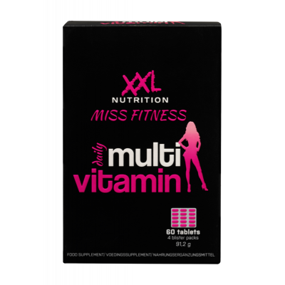 Miss Fitness Daily MultiVitamin Forte