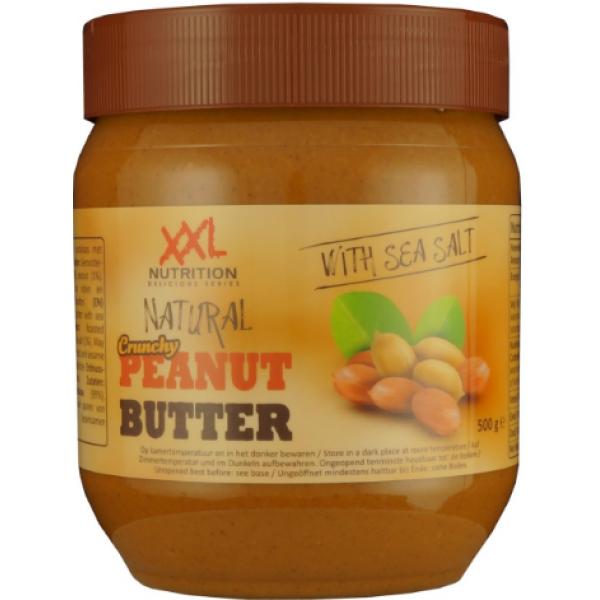 Natural Peanut Butter Crunchy