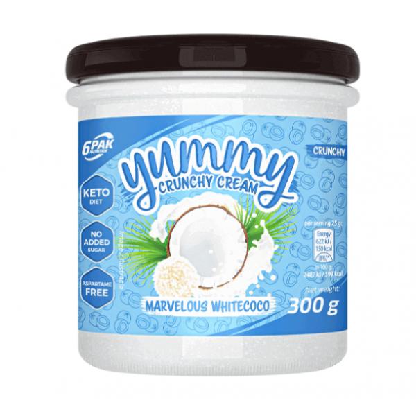 Yummy Crunchy Cream Marvelous Whitecoco